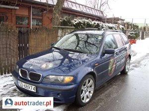BMW 330 3.0 2004 r. - zobacz ofertę