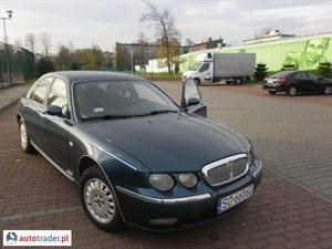 Rover 75 2.0 1999 r. - zobacz ofertę