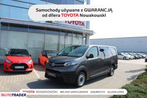 Toyota Proace Verso 2018 2.0 150 KM