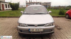 Mitsubishi Lancer 1.6 1994 r.,   2 600 PLN