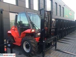 MANITOU - wózek terenowy M30-4 2016r.,   220 000 PLN