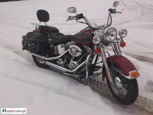 Harley-Davidson Heritage 1600 2007 r.,   36 900 PLN