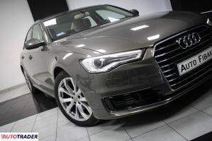 Audi A6 2015 2.0 190 KM