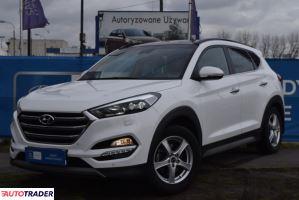 Hyundai Tucson 2017 1.7 141 KM