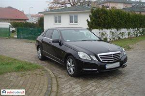Mercedes 250 2.1 2011 r. - zobacz ofertę