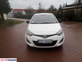 Hyundai i20 2012 1.1 75 KM