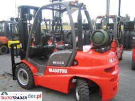 MANITOU MI30-wózek widłowy - zobacz ofertę
