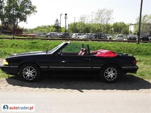 Ford Mustang 2.3 1990 r. - zobacz ofertę