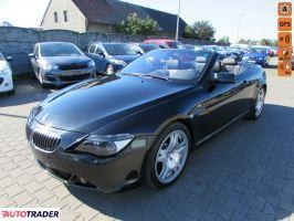 BMW 645 2005 4.4 333 KM