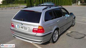 BMW 325, 2000r. - zobacz ofertę