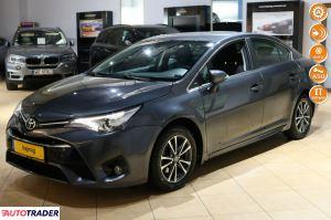 Toyota Avensis - zobacz ofertę