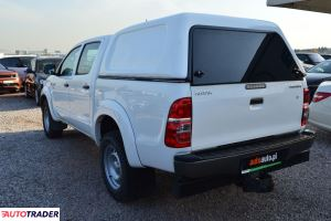 Toyota Hilux 2015 2.5 144 KM