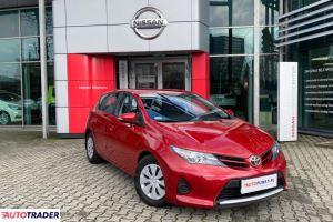 Toyota Auris 2014 1.3 100 KM
