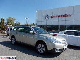 Subaru Outback - zobacz ofertę