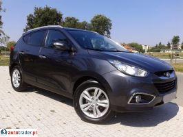 Hyundai ix35 1.7 2011r. - zobacz ofertę