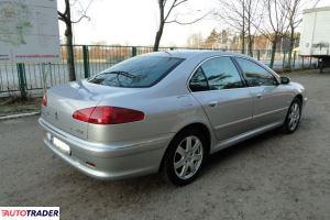 Peugeot 607 2006 2.2 136 KM