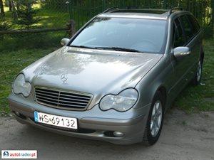 Mercedes 180, 2004r. - zobacz ofertę