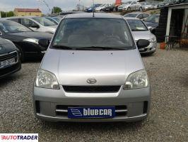 Daihatsu Cuore 2004 1 60 KM
