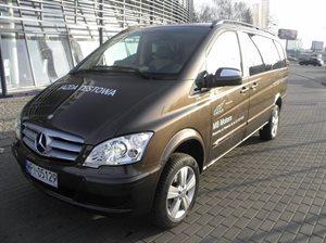 Mercedes Viano 2.2 2013 r. - zobacz ofertę