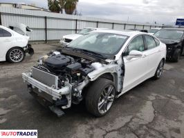 Ford Fusion 2016 2