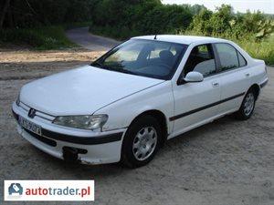 Peugeot 406 1.8 1997 r. - zobacz ofertę