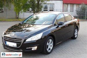 Peugeot 508 2.0 2011 r.,   44 600 PLN