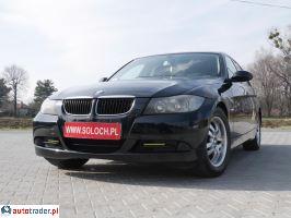 BMW 320 E90 (2005-2012) E91 2.0D 163KM Kombi -FILM VIDEO 2005r. - zobacz ofertę