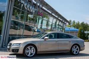 Audi A7 2011 3 300 KM