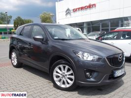 Mazda CX-5 - zobacz ofertę