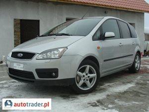 Ford C-MAX 1.6 2004 r.,   14 900 PLN