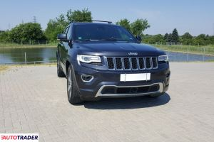 Jeep Grand Cherokee 2015 3 250 KM