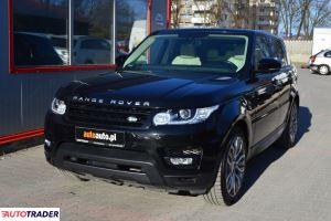 Land Rover Range Rover Sport - zobacz ofertę