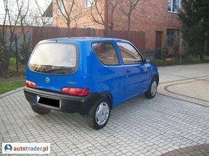 Fiat Seicento 1.1 2004 r. - zobacz ofertę