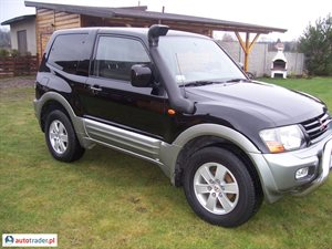 Mitsubishi Pajero, 2000r. - zobacz ofertę