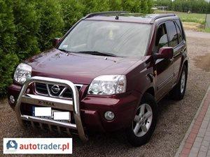Nissan X-Trail 2.2 2002 r. - zobacz ofertę