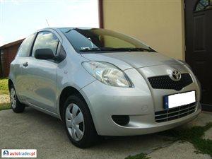 Toyota Yaris 1.0 2006 r. - zobacz ofertę