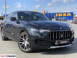 Maserati Pozostałe - zobacz ofertę