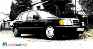 Mercedes W-201 (190) 1991 r. - zobacz ofertę