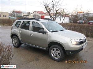 Dacia Duster, 2012r. - zobacz ofertę