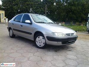 Citroën Xsara 1.6 1999 r.,   3 800 PLN