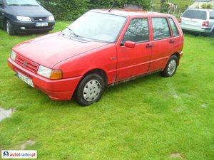 Fiat Uno 1.4 1997 r. - zobacz ofertę