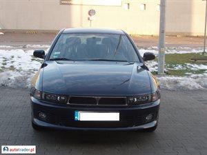 Mitsubishi Galant 2.0 2001 r. - zobacz ofertę