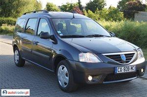 Dacia Logan 1.5 2007 r.,   13 400 PLN