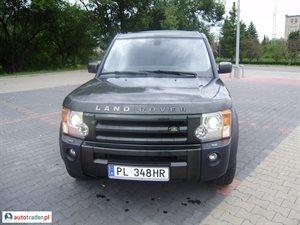 Land Rover Discovery 2.7 2005 r. - zobacz ofertę