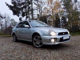 Subaru Impreza GX 2.0 2002 r. - zobacz ofertę