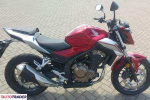 Honda CB 2018
