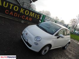Fiat 500 2010 1.2 69 KM