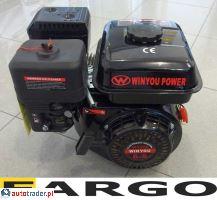 Silnik WY200 6,5KM wał 19mm zam.