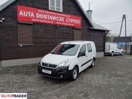 Peugeot Partner - zobacz ofertę