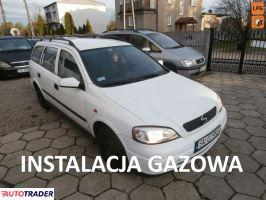 Opel Astra - zobacz ofertę